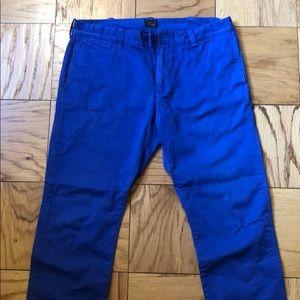 J Crew Sun Faded khaki Pants